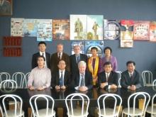 Приём Всекитайской Ассоциации по науке и технике